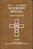 Week Day Missal VOL I