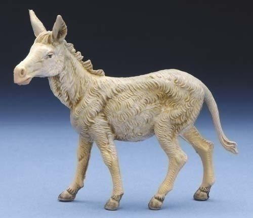 "Fontanini 5"" Donkey"