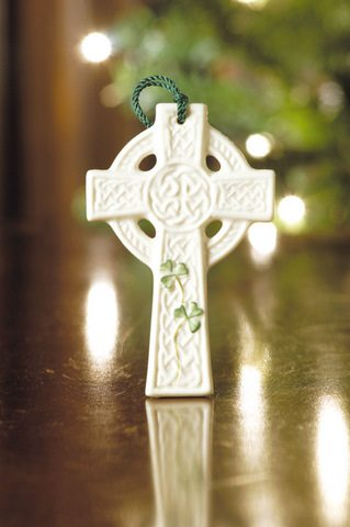 Belleek St. Kieran's Cross
