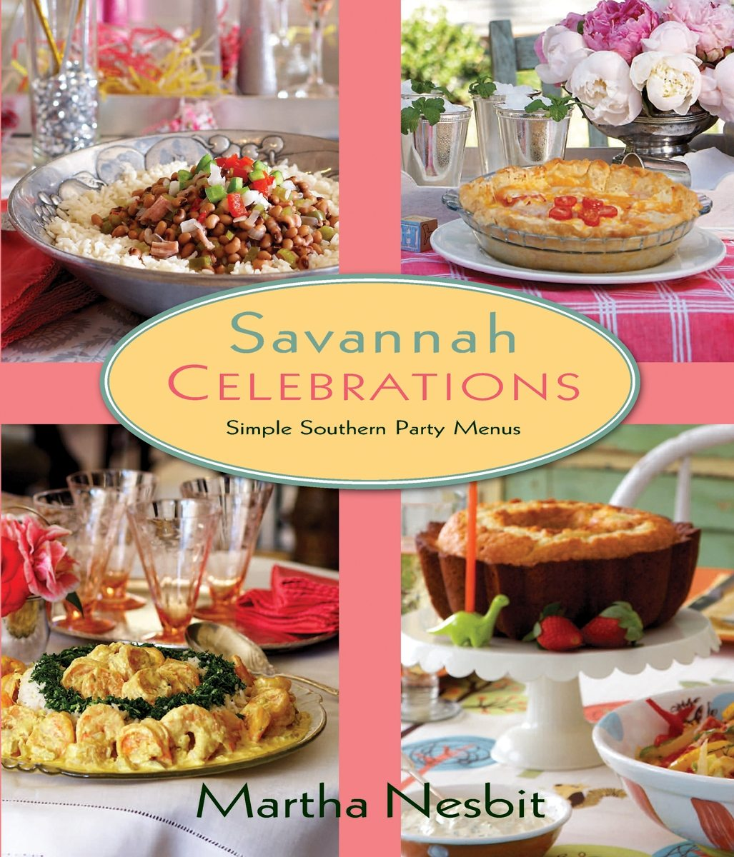 "Martha Nesbit ""Savannah Celebrations"""