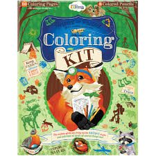 Respect & Protect Coloring Kit