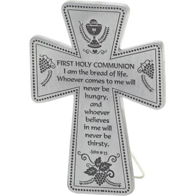 Pewter Communion Cross