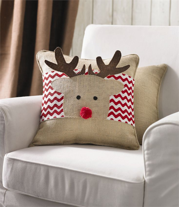 Reindeer Pillow Wrap