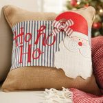"""Ho Ho Ho"" Pillow Wrap"
