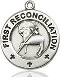 Sterling Silver Reconciliation Charm