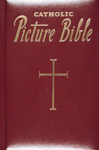 Catholic Picture Bible Leather