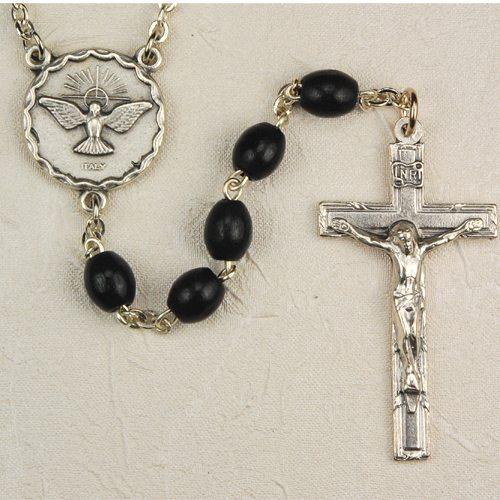 Black Rosary Beads