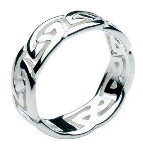 Celtic Knot Rings
